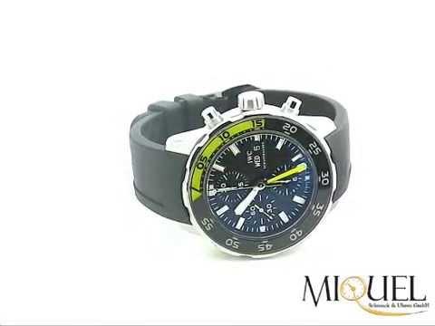 IWC Aquatimer Automatik Chronograph Ref. IW376709 (4914)