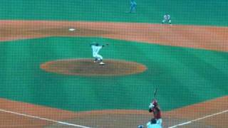 2009年11月12日 岩見優輝 大阪ガス 日本選手権一回戦vs東芝