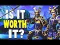 Buying The New Samurai Skins   HIME & MUSHA   Is It Worth it? Fortnite Battle Royale