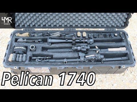 DIY Gun Case That Holds 7 Guns & Gear | Pelican 1740