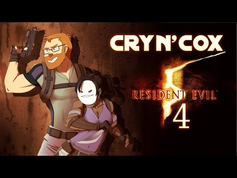 Cry n' Cox Play: Resident Evil 5 [P4]