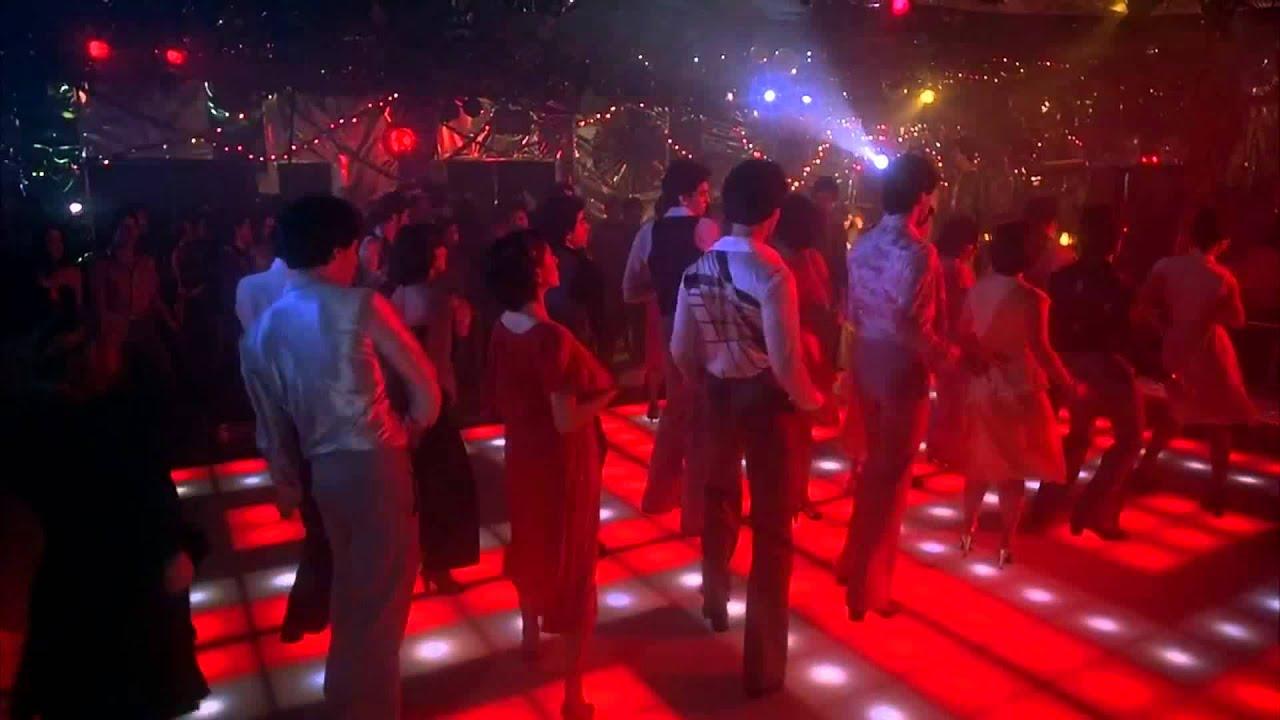 Dj Movie Hd Wallpaper Bee Gees Saturday Night Fever John Travolta Hd Youtube