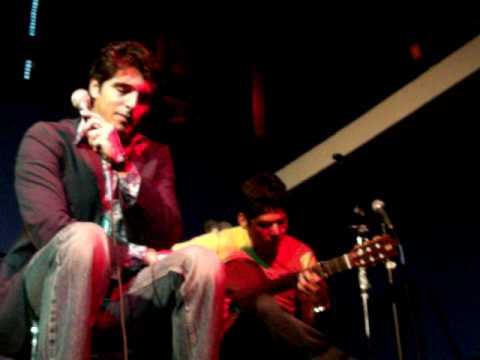 MILTON CORTEZ y  WILSON CRUZ (guitarra)MISKISIMI EN ny KABU