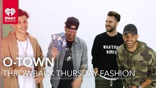 O-Town Throwback Thursday 2000's Fashion | #TBT Photos