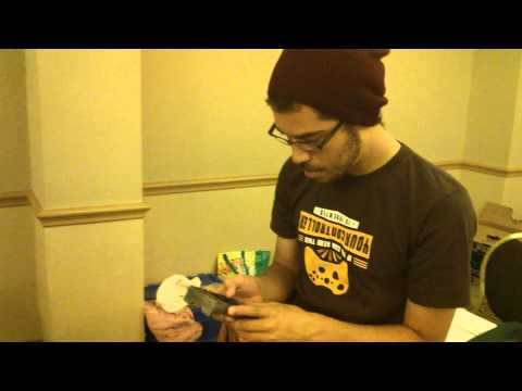 Testing at card plus video gaming at Santa monica(3)