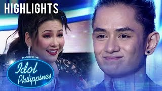 Idol Judges, humanga sa performance ni Miguel | Live Round | Idol Philippines 2019