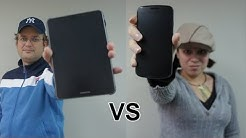 Smartphone vs Tablet - The Ultimate Comparison and Usability Test
