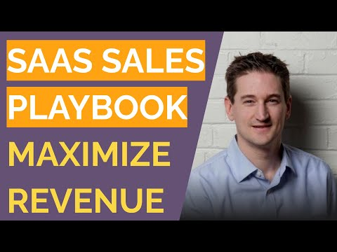 The SaaS Sales Playbook - Russ Armstrong, Boast.AI