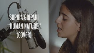 Sophia Gripari - Human Nature (Michael Jackson Cover) - Ont Sofa Live at YouTube Space London