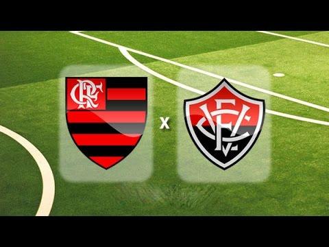 Flamengo x Vitória AO VIVO Brasileirão Série A 2016 [CanalJGEsportes]