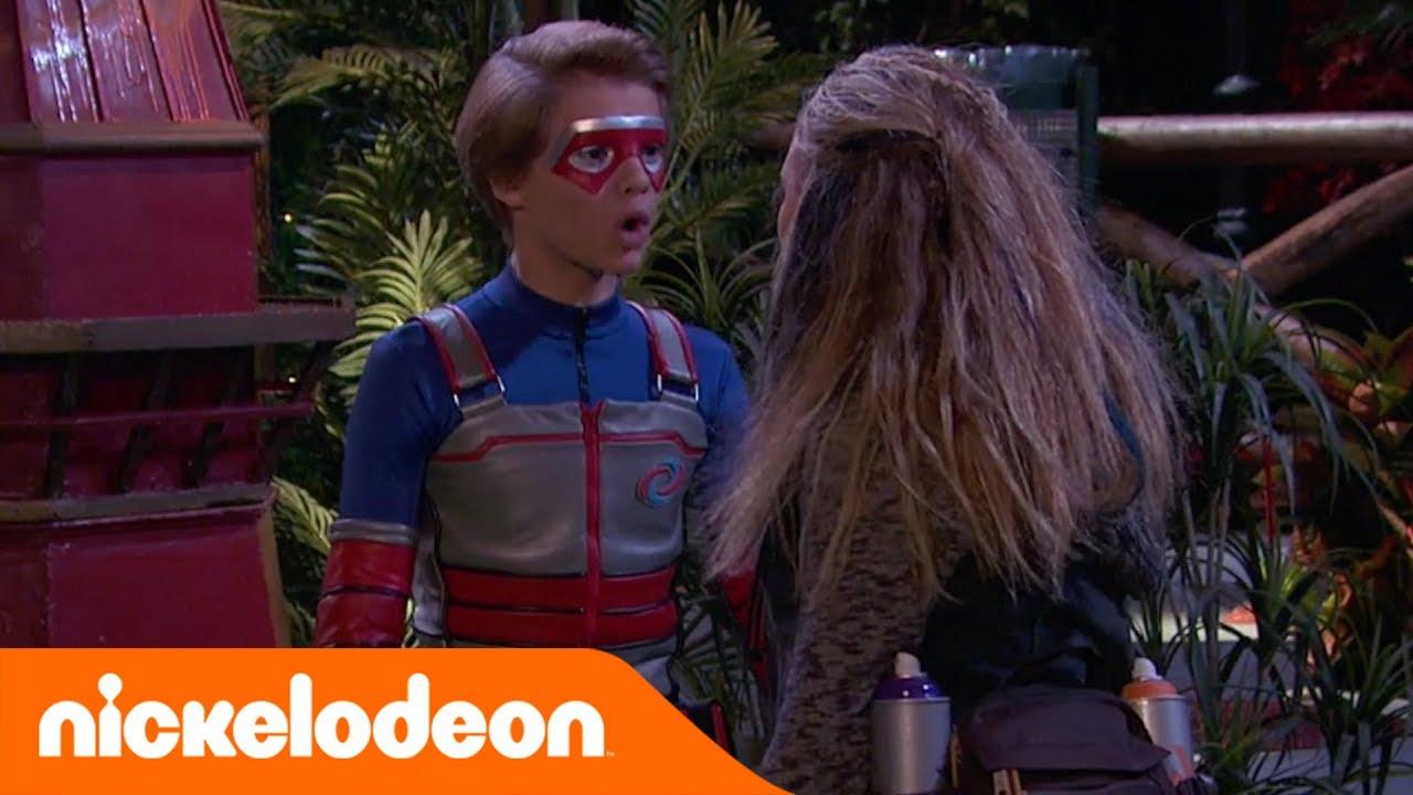 Henry Danger Henry Incontra Una Cattiva Ragazza Nickelodeon