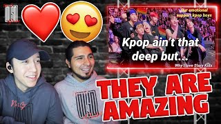 My favorite things that Stray Kids have said/done | NSD REACTION
