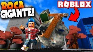 ROBLOX'S ROCK SIMULATOR! - Roblox: Boulder Simulator