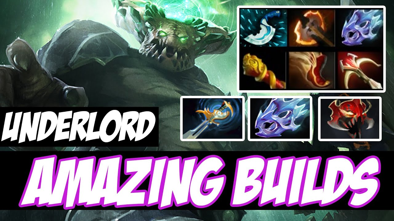 how to play with underlord pit lord new hero amazing builds