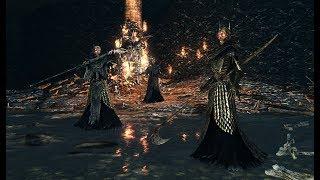 Dark Souls II — Босс Повелители скелетов (The Skeleton Lord) NG+