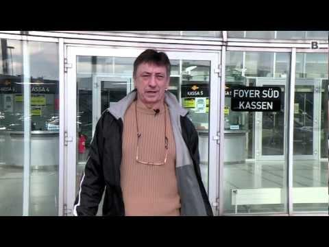 Die neue Albert Schultz Eishalle: In der Welt von Betriebsleiter Peter