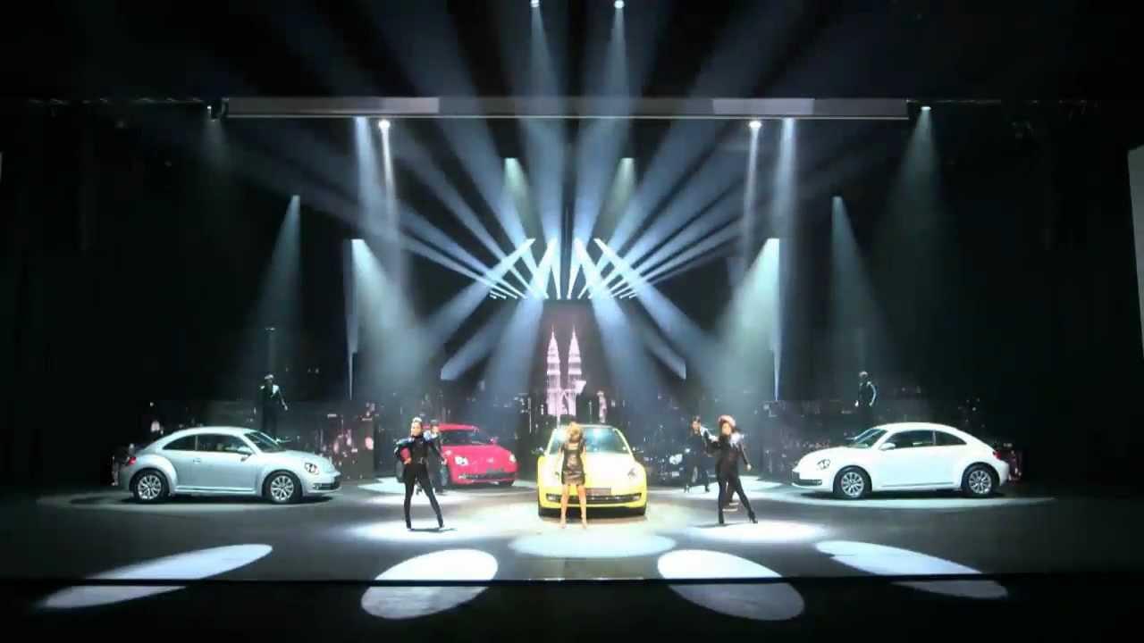 new car launches eventsVolkswagen Das Auto Show 2012  Full Show  wwwdvpchinacom