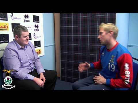CaleyJagsTV : Richie Foran Turns Tables on Auldy