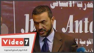 بالفيديو.. رئيس منتخبات السلة: تدريب الخواجة الإسبانى للمنتخب نقلة نوعية لمصر