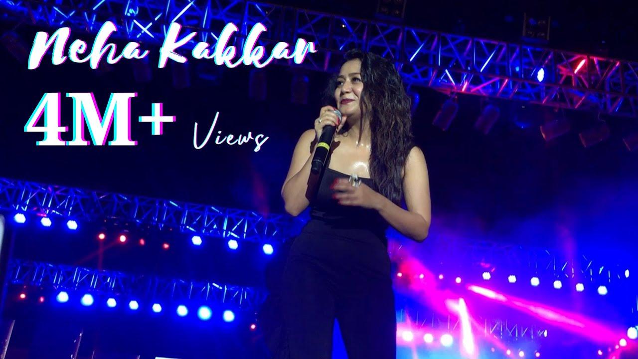 Neha Kakkar Live in Ahmedabad- Part 2