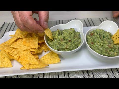Come fare il Guacamole, Ricetta Originale Messicana