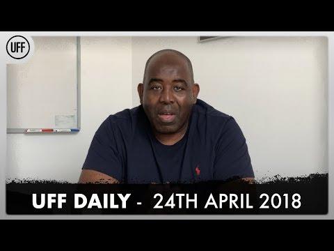 Liverpool Already Final Bound ? - UCL Semi Finals | UFF Daily
