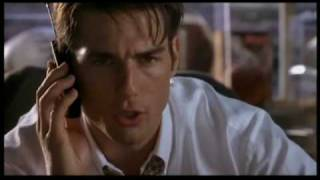 "Jerry Maguire - ""Show me the money"" sequence"