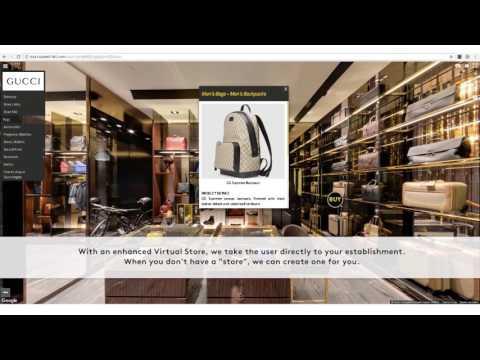 Virtual 3D 360 Degree E commerce Scenario Solutions4Sales