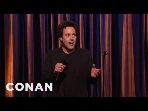 Orny Adams Stand-Up 02/01/17  - CONAN on TBS