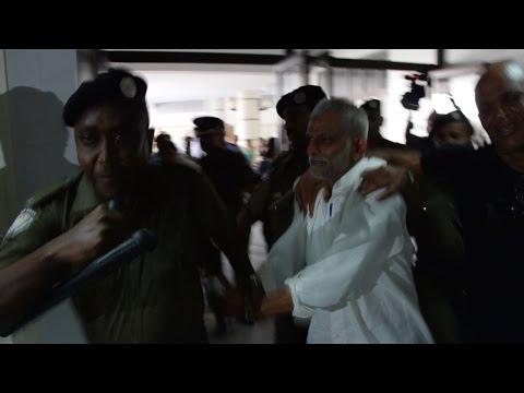 [Affaire l'Amicale] Sheik Imran Sumodhee, l'un des condamnés, dépose devant la NHRC