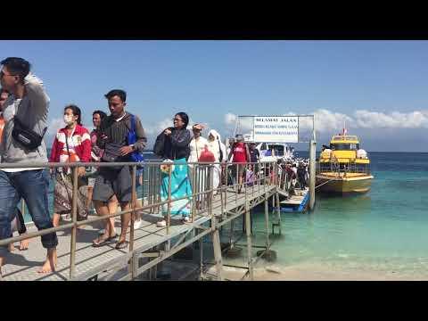 Nusa Penida Buyuk dock