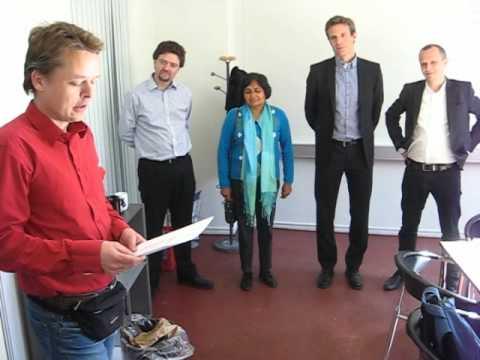 PhD degree awarded to Sudhakar Tummala at University of Copenhagen