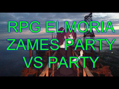 WarMine (RPG Elmoria) #3 Party STADO & Supets VS Party ЧСВ & Pro_Killer_HG 25 РЫЛ НА ЕВЕ