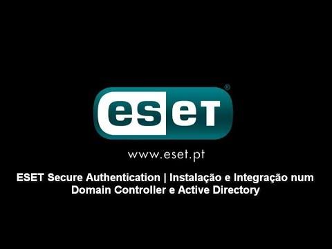 ESET Secure Authentication | Instalação e Integração com Domain Controller  e Active Directory