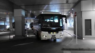 【東野交通】那須・塩原号 バスタ新宿発車
