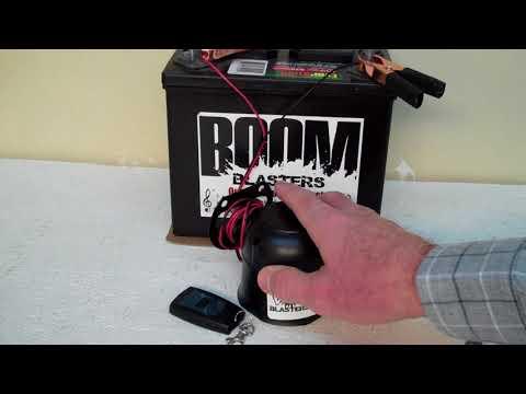 Wild Boar Sounds Car Horn Wireless