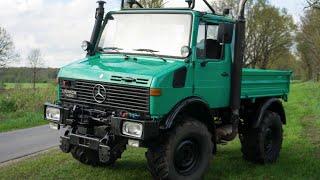 Unimog 427 U1400 Agrar || Unimog Vorstellung