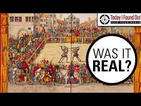 Was Trial By Combat Ever Actually a Thing?