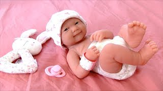 Обложка на видео о МОЯ ДЕВОЧКА! ПОМОГИТЕ ВЫБРАТЬ ИМЯ! #Кукла Пупсик #Реборн Игрушки для девочек Как мама