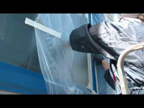 Видео Ремонт лакокрасочного покрытия автомобиля