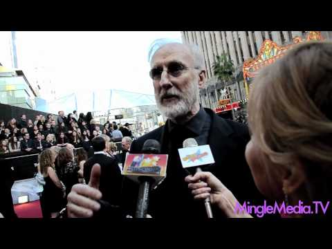 James Cromwell At The 84th Academy Awards Red Carpet