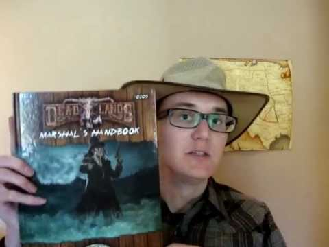 RPG Review: Deadlands Marshal's Guide