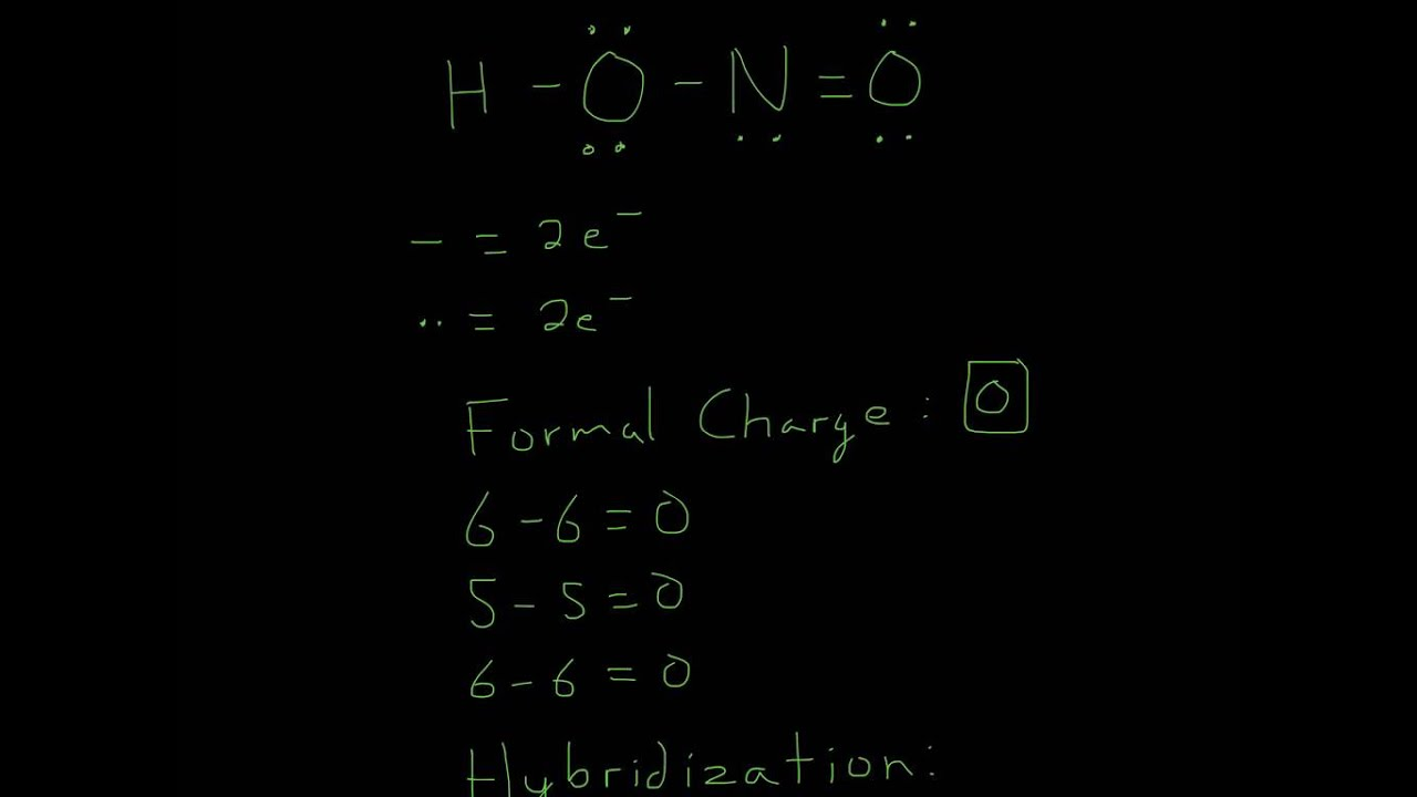 Lewis Structure Of Hono By Gowtham Ganesan