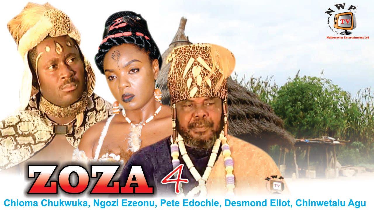 Download Zoza 4   - Nigerian Nollywood  Movie