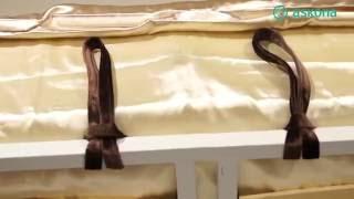 Смотреть видео Как выбрать удобную кровать и матрас для нее?