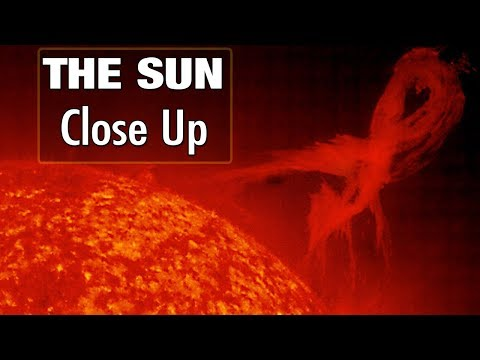 The Sun Time lapse Video: Detailed view of the Sun's surface(solar flares,CME) : Space Video