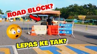 MACAM MANA NAK LEPAS ROAD BLOCK? | Y16ZR