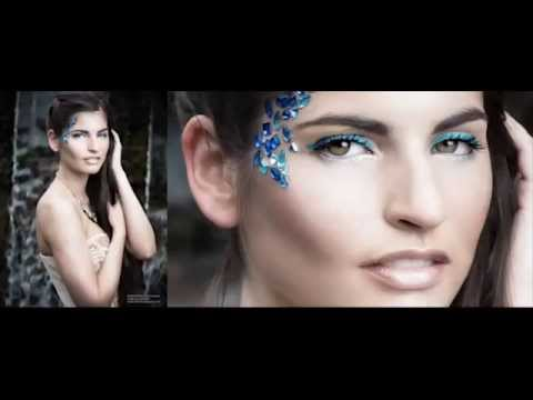 SMG Photography ART - Making Of Waterfall Beauty Shooting