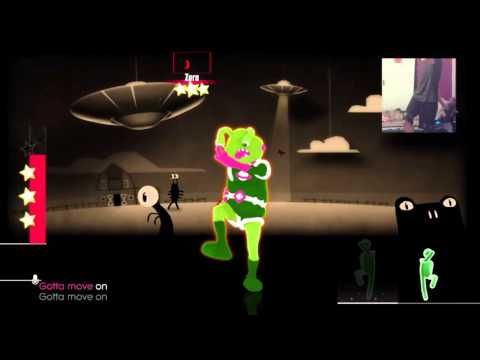 Just dance 2 Funky Town