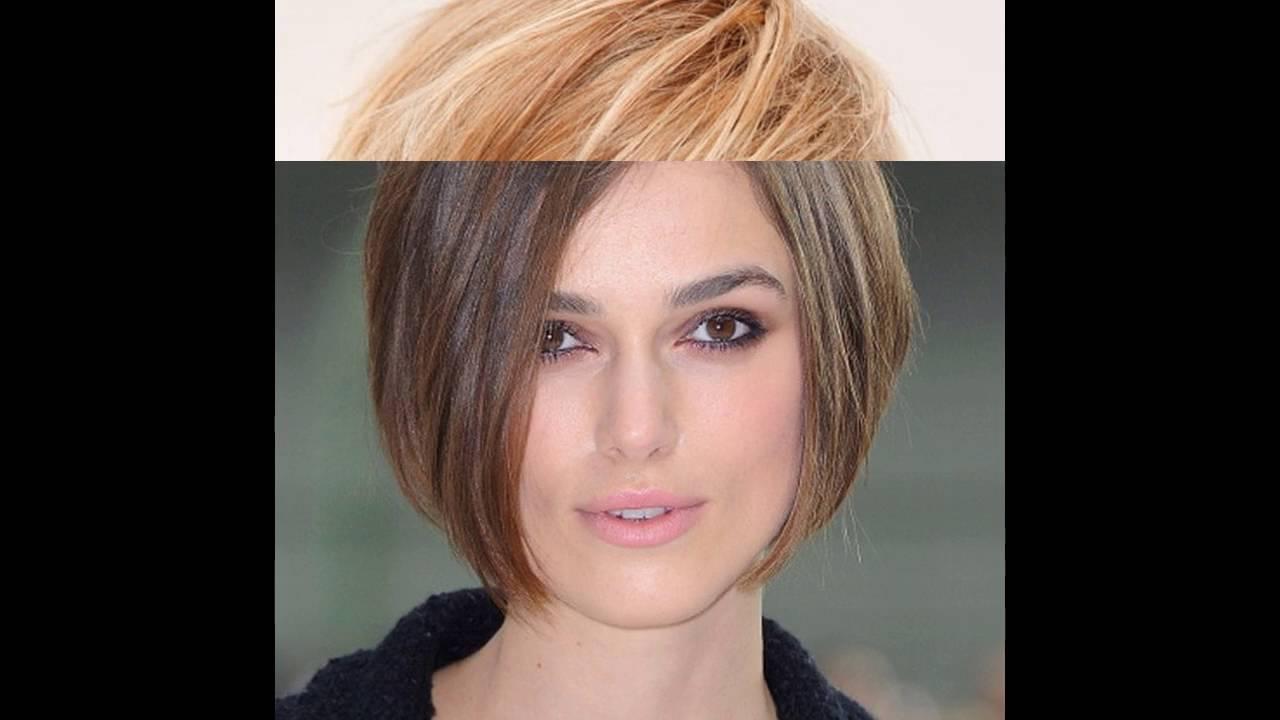 Aktuelle Neue Frisurentrends Pagenkopf Frisure